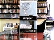 GINGHER KNIFE-EDGE SEWING SCISSORS